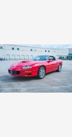 2002 Chevrolet Camaro Z28 Convertible for sale 101172518
