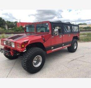 1996 Hummer H1 4-Door Open Top for sale 101172560