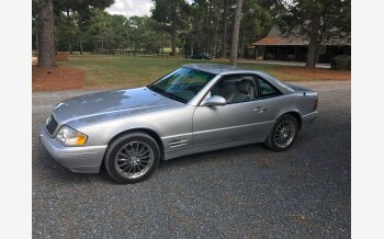 1999 Mercedes-Benz SL600 for sale 101172572