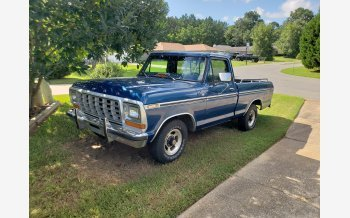 1979 Ford F100 2WD Regular Cab for sale 101172573