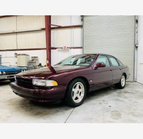 1996 Chevrolet Impala SS for sale 101172589