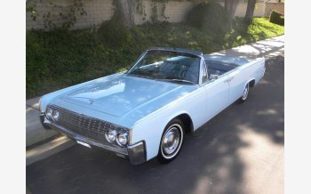 1962 Lincoln Continental Executive for sale 101172590