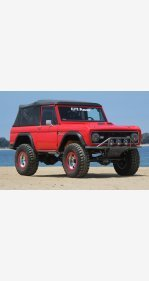 1969 Ford Bronco for sale 101172593