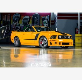 2007 Ford Mustang GT Convertible for sale 101172614