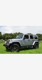 2016 Jeep Wrangler 4WD Unlimited Sahara for sale 101172628
