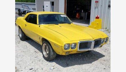 1969 Pontiac Firebird for sale 101172637