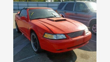2000 Ford Mustang GT Convertible for sale 101172665