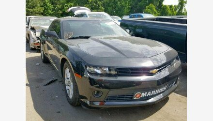 2014 Chevrolet Camaro LS Coupe for sale 101172687