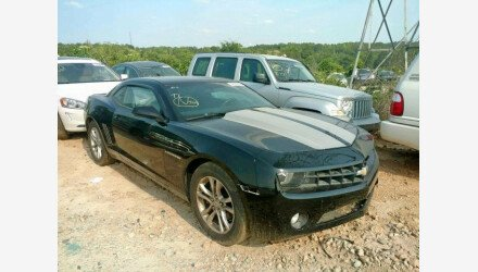 2013 Chevrolet Camaro LT Coupe for sale 101172720