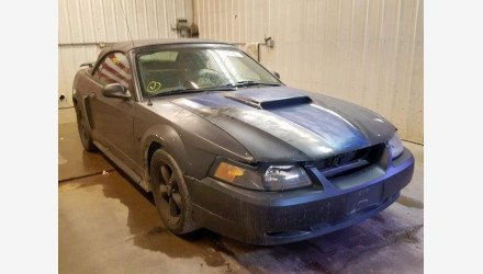 2002 Ford Mustang GT Convertible for sale 101172776