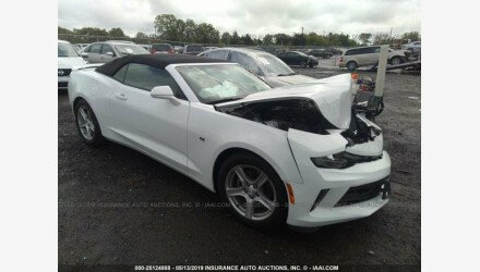 2018 Chevrolet Camaro for sale 101172808