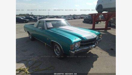 1971 Chevrolet El Camino for sale 101172852