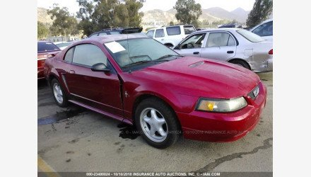 2002 Ford Mustang Coupe for sale 101172914