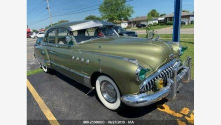 1949 Buick Roadmaster for sale 101172929