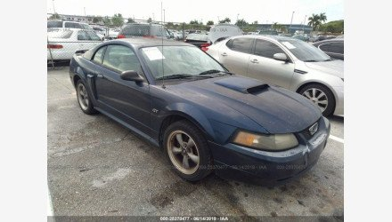 2002 Ford Mustang GT Coupe for sale 101172937