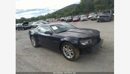 2015 Chevrolet Camaro LS Coupe for sale 101172941