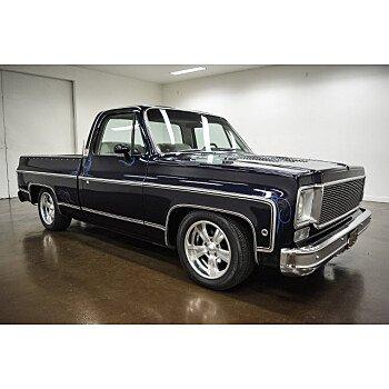 1976 Chevrolet C/K Truck Silverado for sale 101173011