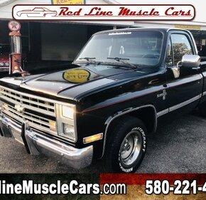 1987 Chevrolet C/K Truck 2WD Regular Cab 1500 for sale 101173027