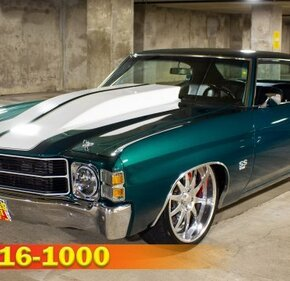 1971 Chevrolet Chevelle for sale 101173174