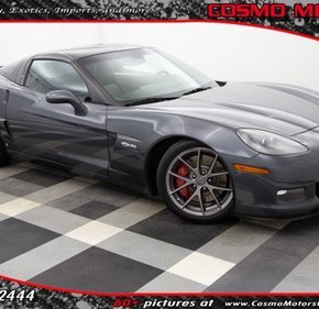 2010 Chevrolet Corvette Z06 Coupe for sale 101173188