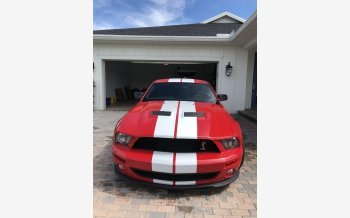 2008 Ford Mustang Shelby GT500 Coupe for sale 101173190