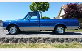 1967 Chevrolet C/K Truck 2WD Regular Cab 1500 for sale 101173229