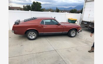 1970 Ford Mustang Mach 1 Coupe for sale 101173250