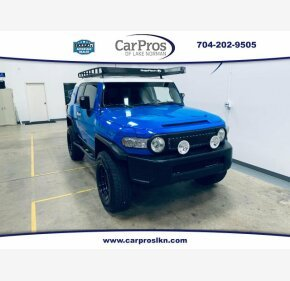 2007 Toyota FJ Cruiser 4WD for sale 101173276