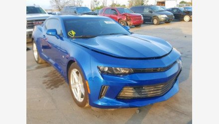 2018 Chevrolet Camaro LT Coupe for sale 101173287
