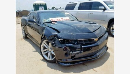 2015 Chevrolet Camaro LT Coupe for sale 101173303