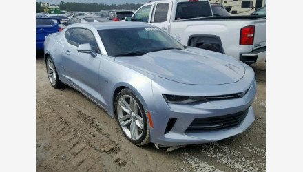 2017 Chevrolet Camaro LT Coupe for sale 101173306