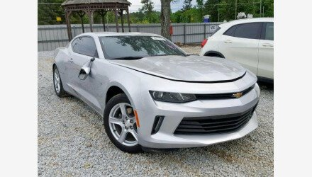 2016 Chevrolet Camaro LT Coupe for sale 101173320