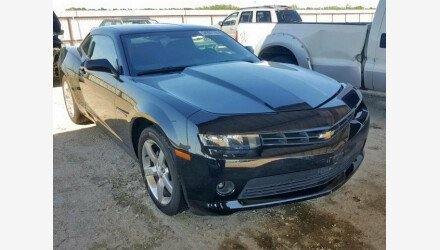 2015 Chevrolet Camaro LT Coupe for sale 101173346