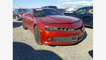 2014 Chevrolet Camaro LT Coupe for sale 101173368