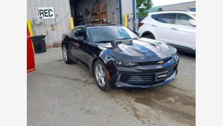 2016 Chevrolet Camaro LT Coupe for sale 101173374