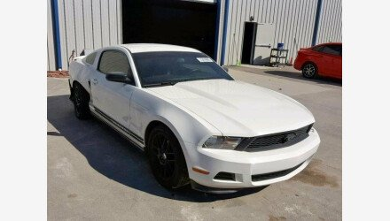 2012 Ford Mustang Coupe for sale 101173431