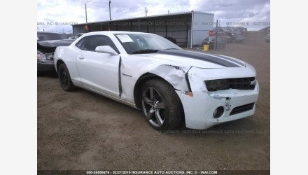 2010 Chevrolet Camaro LT Coupe for sale 101173452