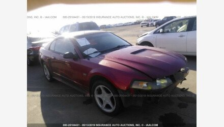 2000 Ford Mustang GT Coupe for sale 101173469