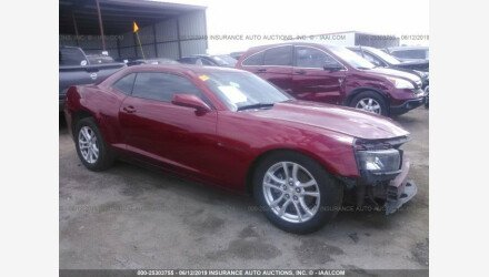 2014 Chevrolet Camaro LS Coupe for sale 101173481