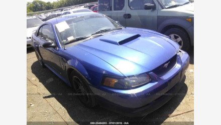 2002 Ford Mustang Coupe for sale 101173520