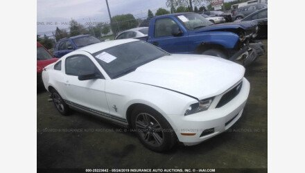 2010 Ford Mustang Coupe for sale 101173524