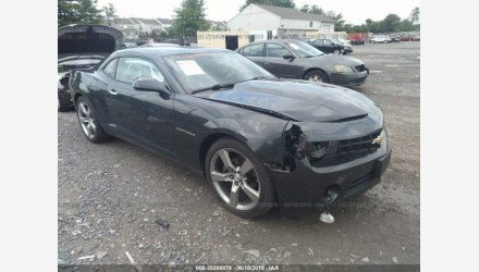 2012 Chevrolet Camaro LT Coupe for sale 101173554