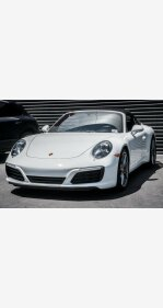 2017 Porsche 911 Carrera Cabriolet for sale 101173602