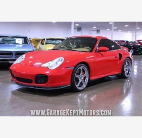 2001 Porsche 911 Turbo Coupe for sale 101173627