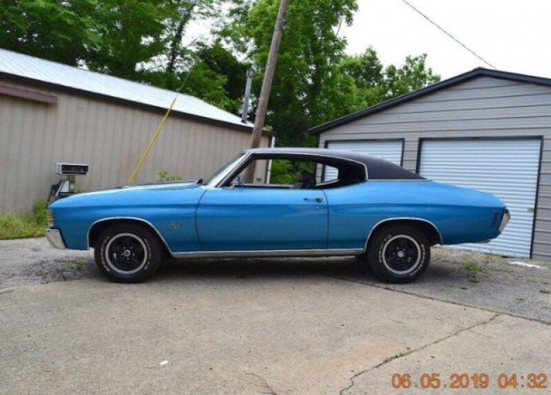 1971 Chevrolet Chevelle Classics for Sale - Classics on