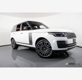 2019 Land Rover Range Rover Autobiography for sale 101173686