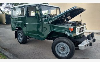 1970 Toyota Land Cruiser for sale 101173752