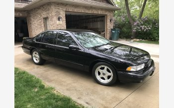 1996 Chevrolet Impala SS for sale 101173791