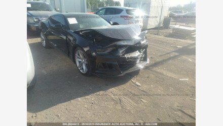 2017 Chevrolet Camaro LT Coupe for sale 101173865