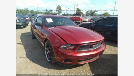 2012 Ford Mustang Coupe for sale 101173903